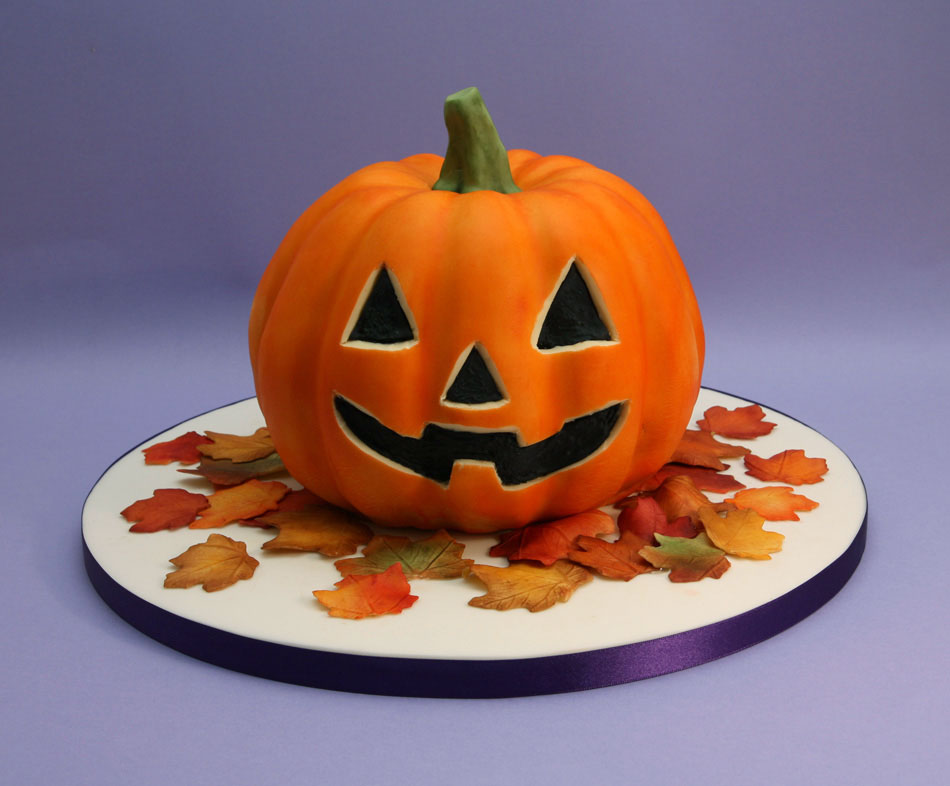 Halloween Cakes And Cupcakes Uk